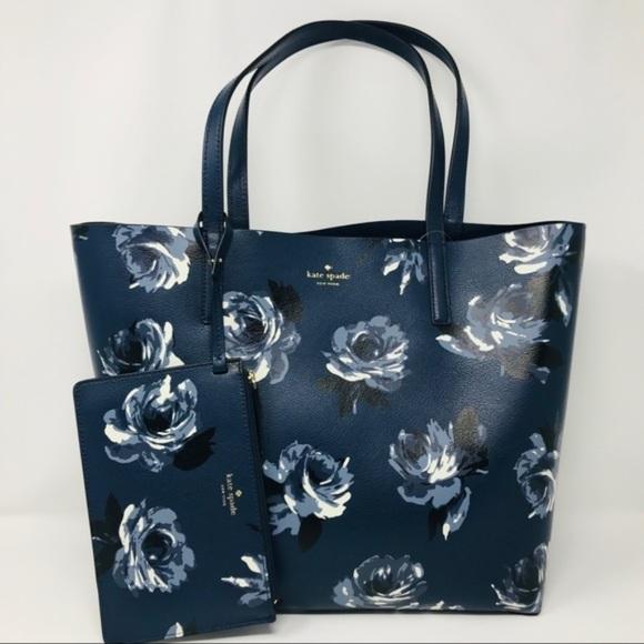 f092df4ef9d05 Kate Spade Bags   Mya Arch Place Reversible Tote Bag   Poshmark